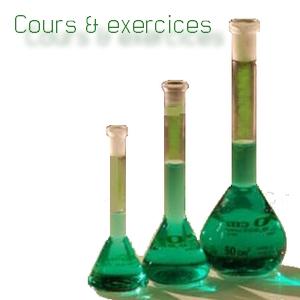 Tous les cours & exercices et documents intéressant directement le cours